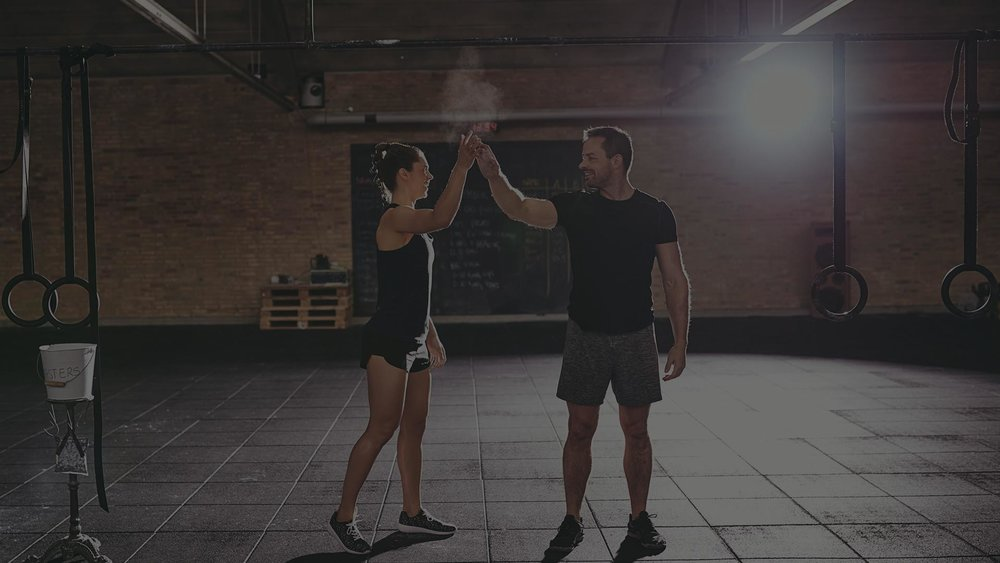 THE BEST PERSONAL TRAINING IN NYC.