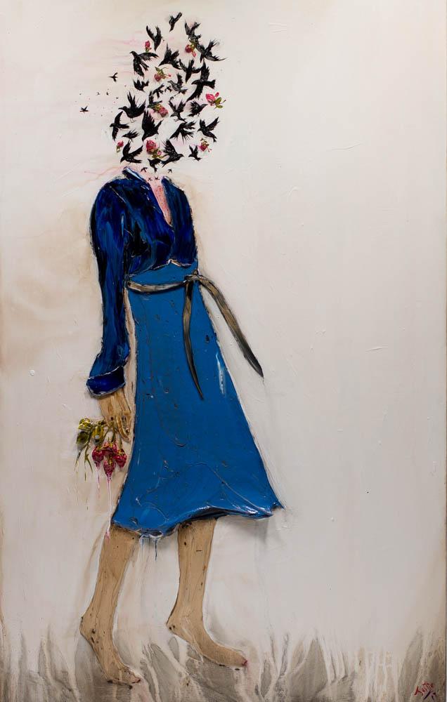 STRAWBERRY CROW GIRL