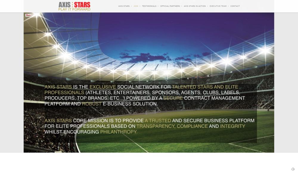 Axis Stars