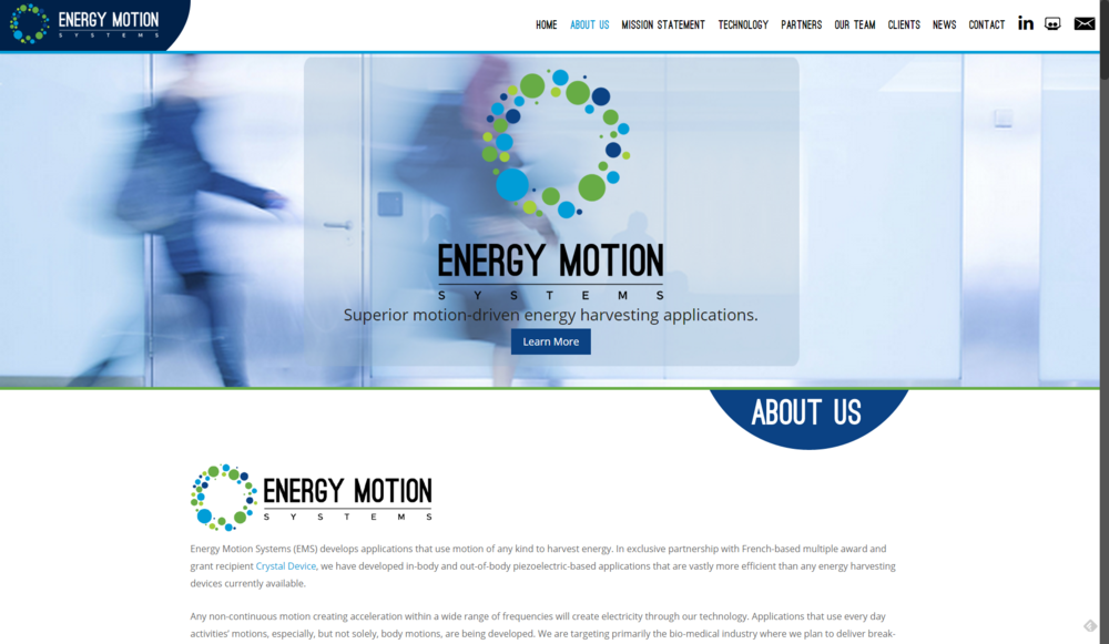 Energy Motion Systems