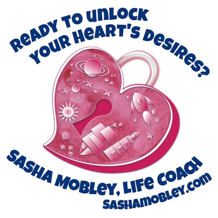 Sasha Mobley Life Coach