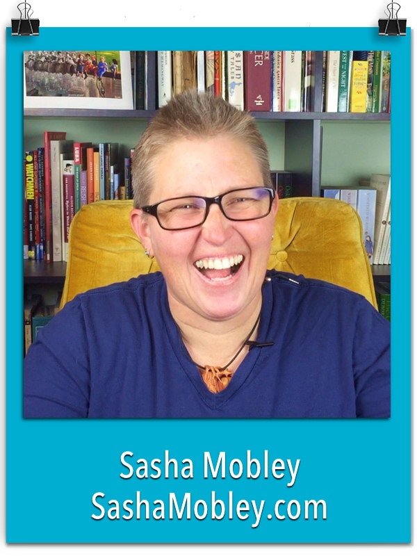 Sasha Mobley - SashaMobley.com