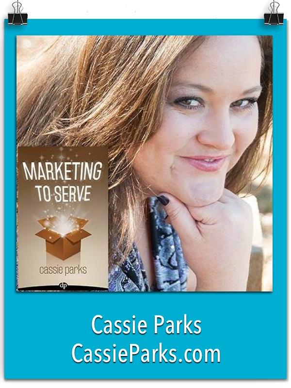 Cassie Parks - LiveYourChampagneLife.com