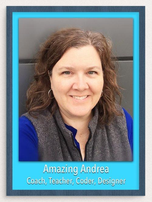 Andrea Buchtel - Specialist - Squarespace, MailChimp, Zapier, ConvertKit