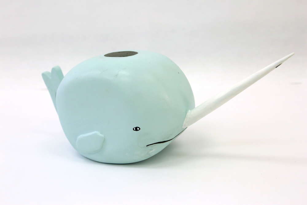 Narwhal Watering Can