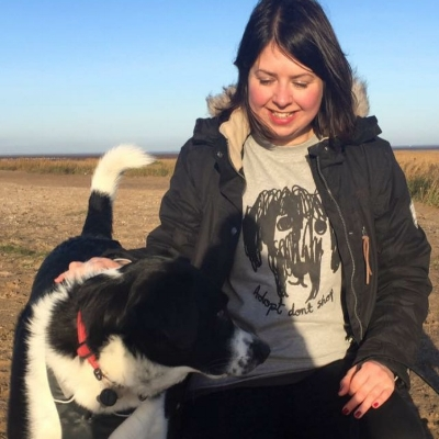 Olivia Staves  REHOMING ASSISTANT Olivia manages much of the rehoming admin and co-ordinates all of the home checks as well as conducting many of them herself. Olivia adopted her dog, Reggie, from Romania via WaHF in 2015 when the charity first established and she has been a wonderful supporter ever since.