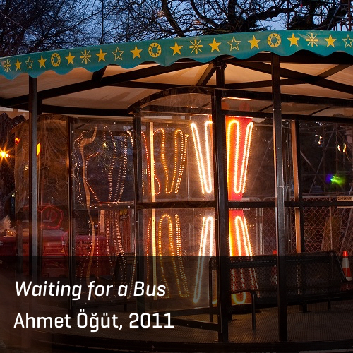 Waiting for a Bus, Ahmet Ogut