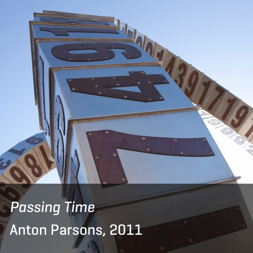 Passing Time, Anton Parsons