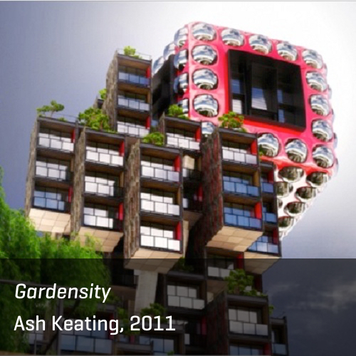 Gardensity, Ash Keating