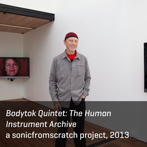 Bodytok Quintet, Phil Dadson