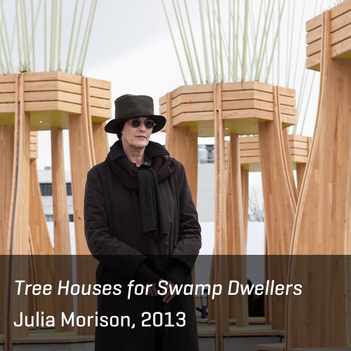 Tree Houses, Julia Morison