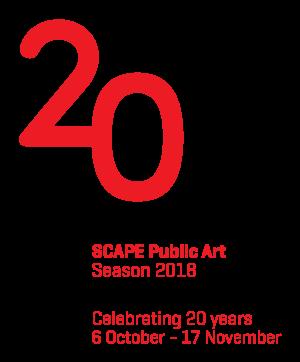 SCAPE Public Art 20th Anniversary Logo Celebrating -01.png