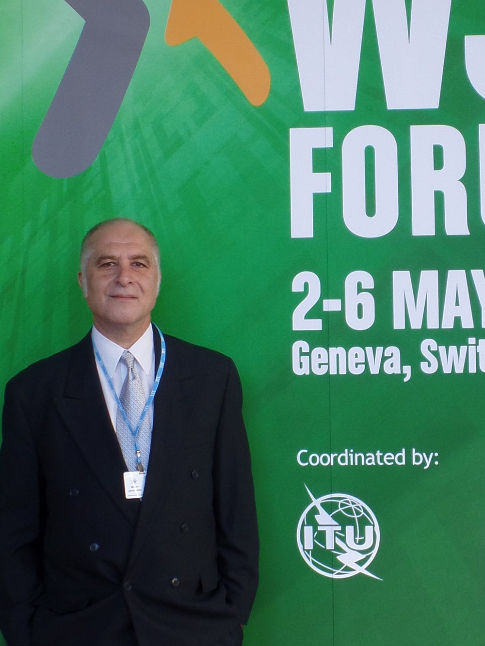 MG Michael at WSIS 2016