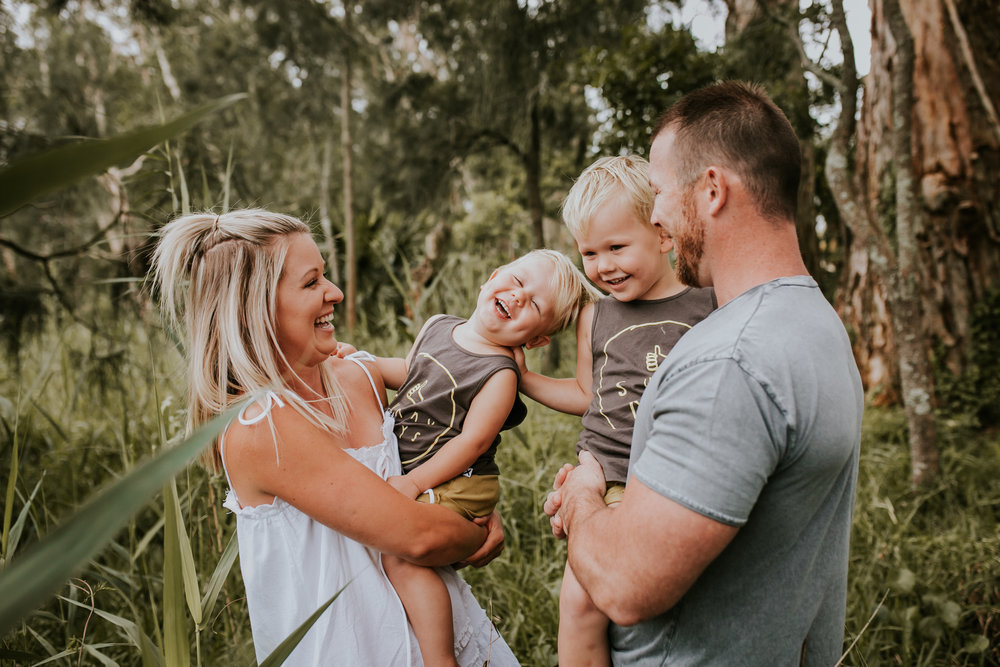 Family Mini session- Central coast family photography