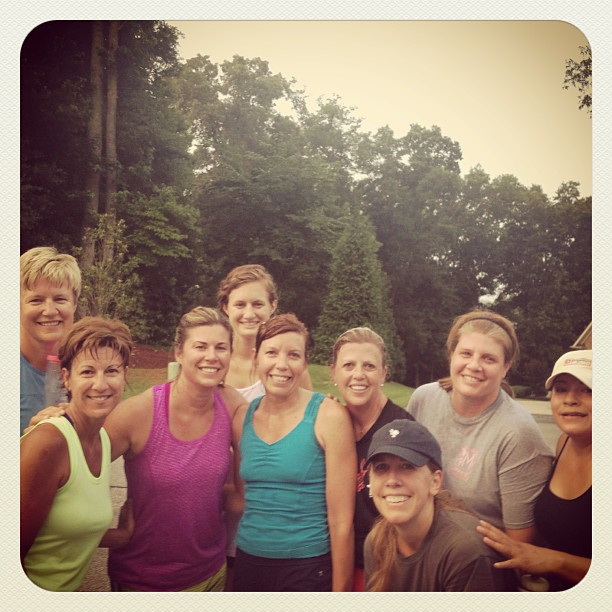 It's the new happy hour! 9 awesome reasons to get up and work out! #inspiredbyfriends #ilovegreenville #ilovepiedmont  👍💪🙌