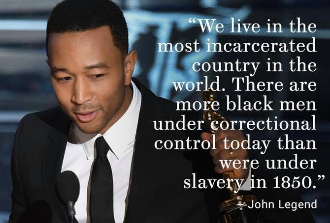 So what your saying John is Slavery still exists.