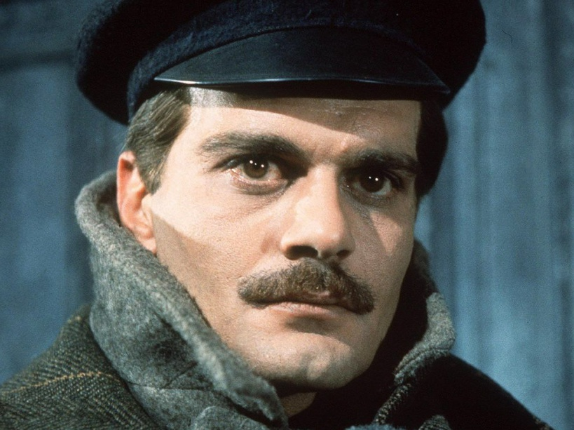 Starring Omar Sharif as my Grandfather.