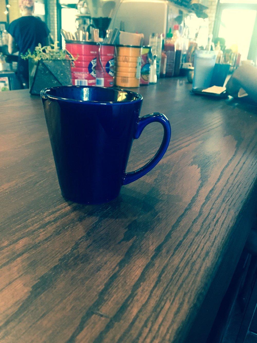 Cafe y cafe...