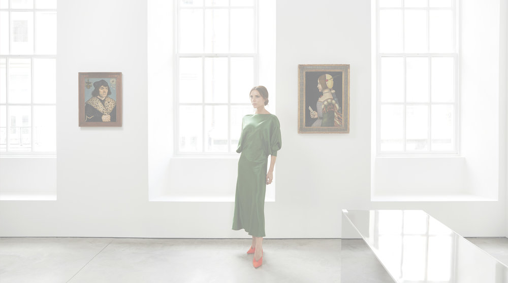 VICTORIA BECKHAM X SOTHEBY'S OLD MASTERS
