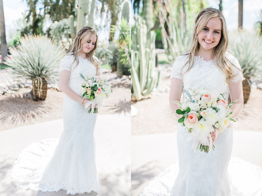 Mallory, was a stunning bride!