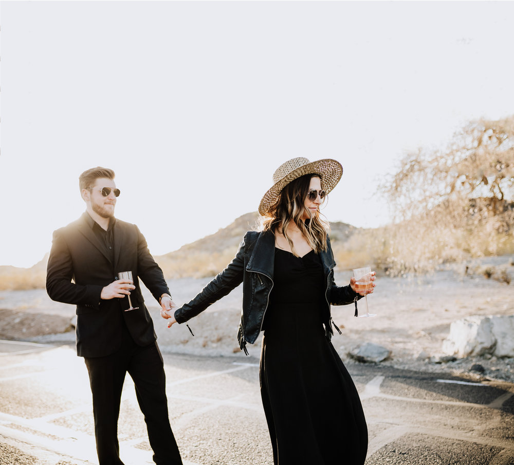Becca & Justin - Scorpion Gulch, Arizona