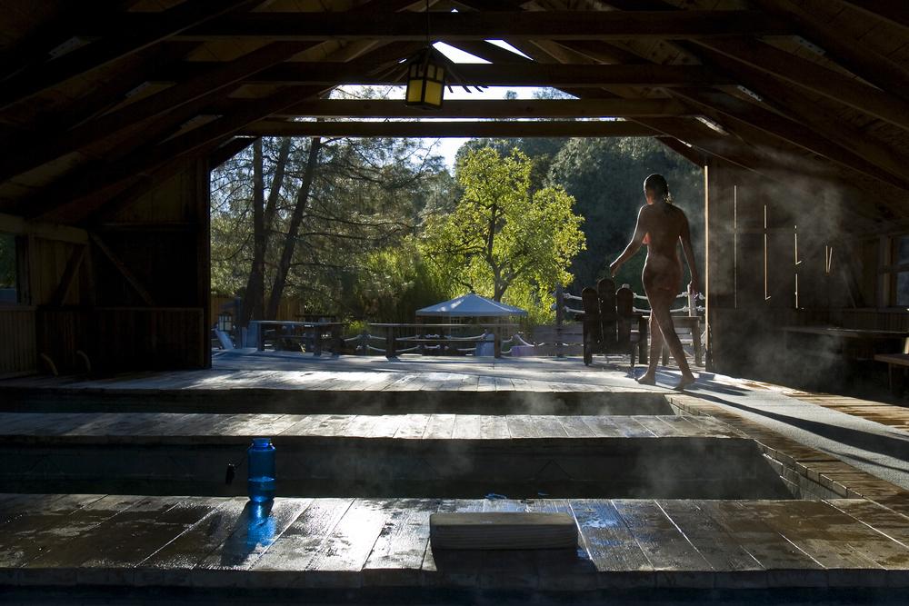 Wilbur Mineral Springs - Wilbur, CA