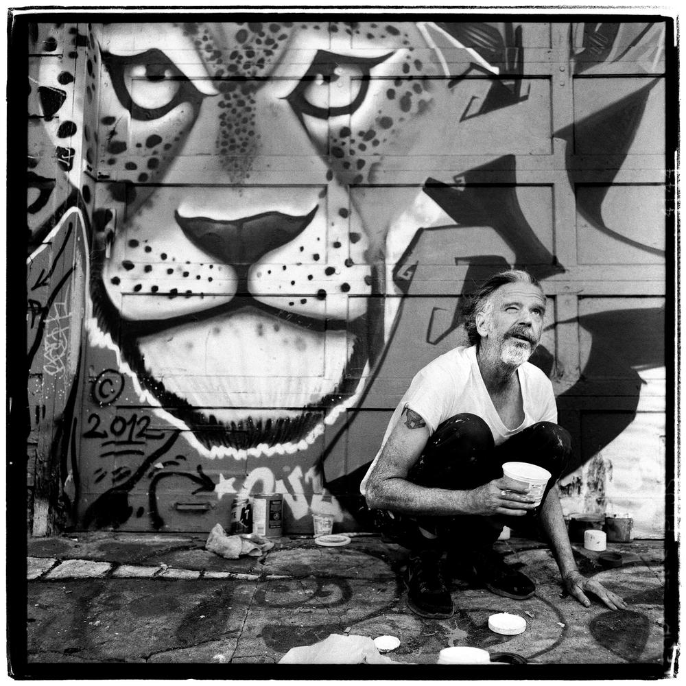 Muaralist - Clarion Alley, San Francisco, CA