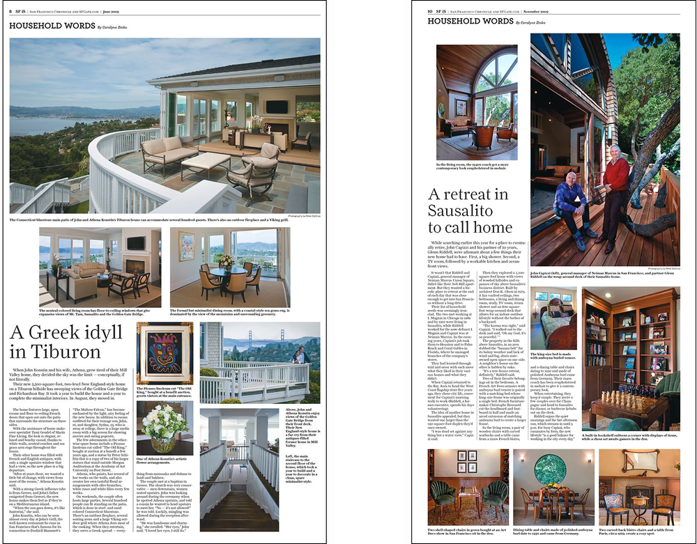 San Francisco Chronicle - SFIS Magazine