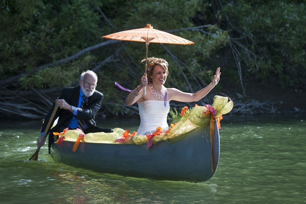 Father of the bride... - Guerneville, CA