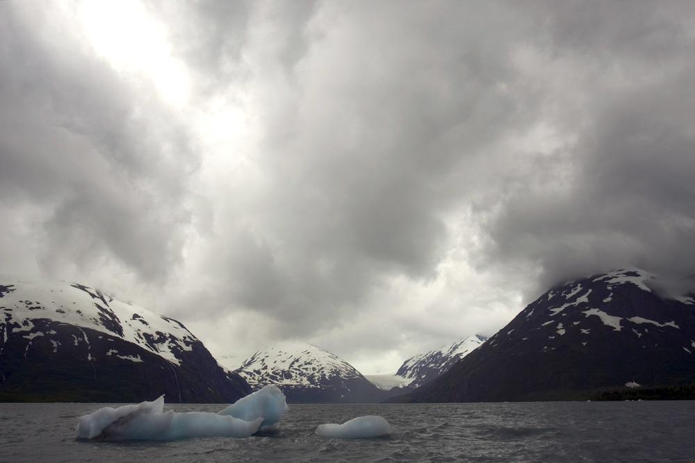 Portage Glacier - Alaska