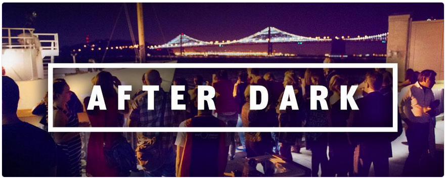 After Dark: Photography    Thursday, May 7, 2015 • 6:00 p.m.–10:00 p.m.   Exploratorium, Pier 15  $15 General; $10 Members; Free for Lab Members Adults Only (18+)
