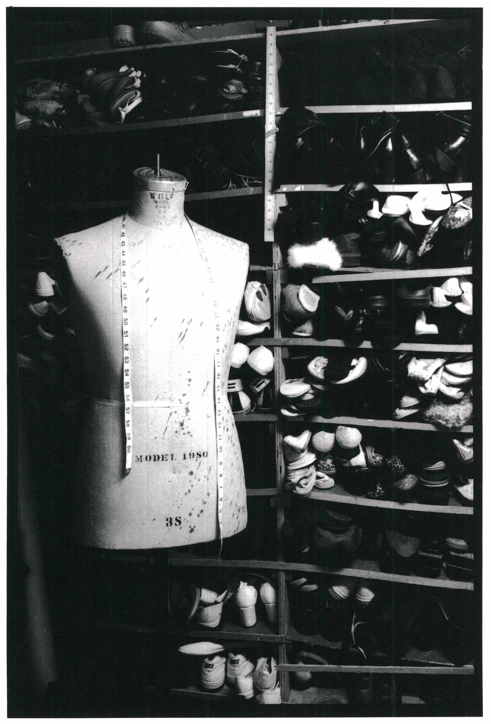 Costume Shop at New Stage Theatre