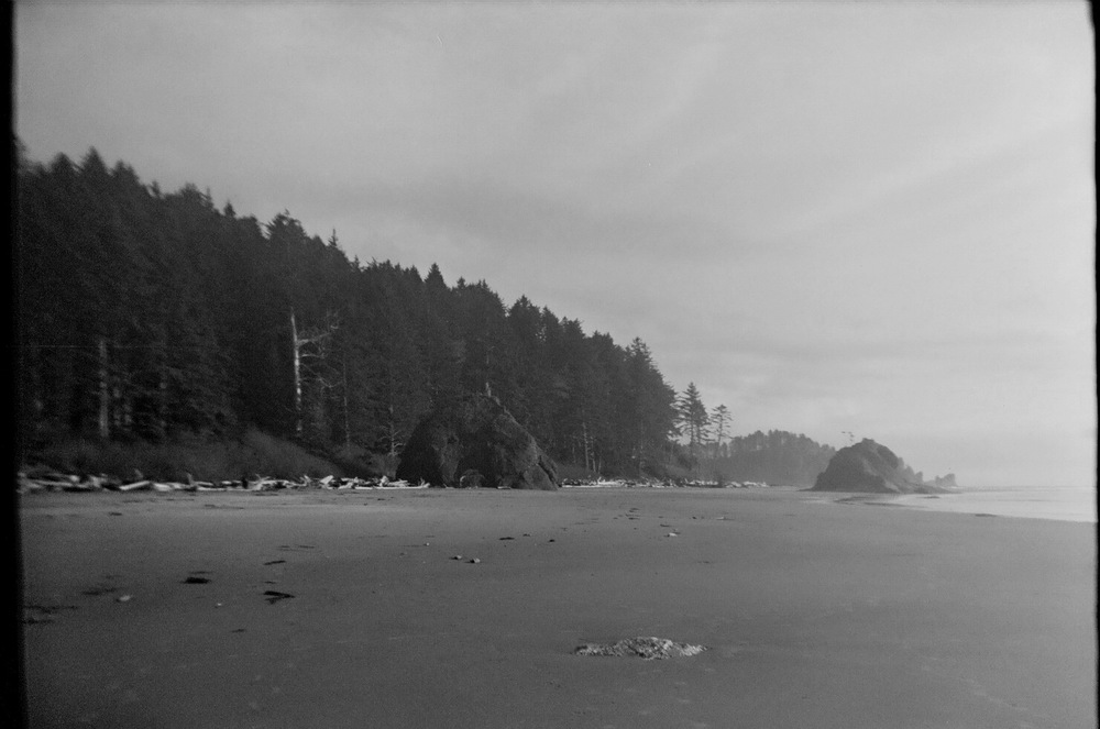 Second Beach, La Push, WA