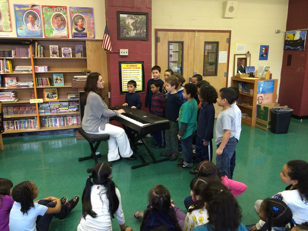 Musical Mentors Master Class Led by Simone Dinnerstein