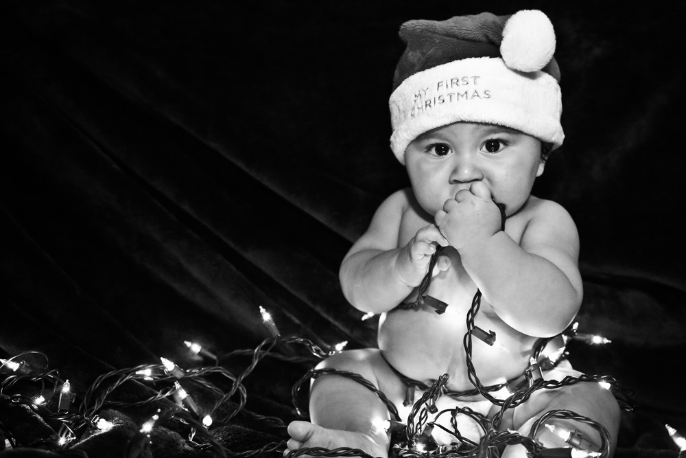 Lil Jack's 1st Christmas