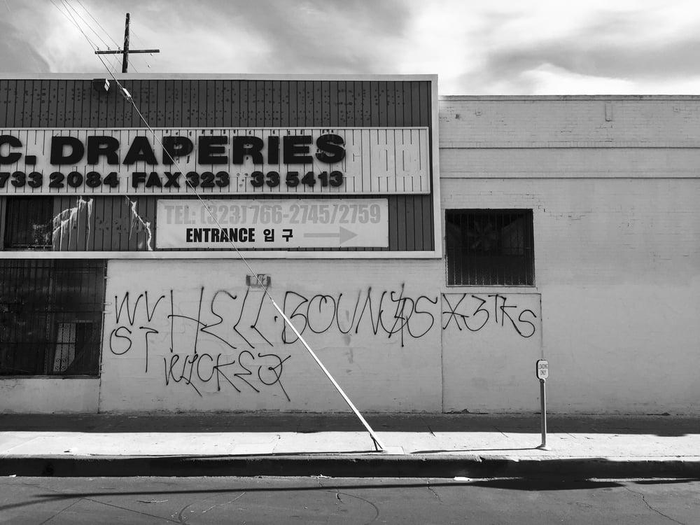 WestSide Hell Bound X3  LA Mid City Area,CA
