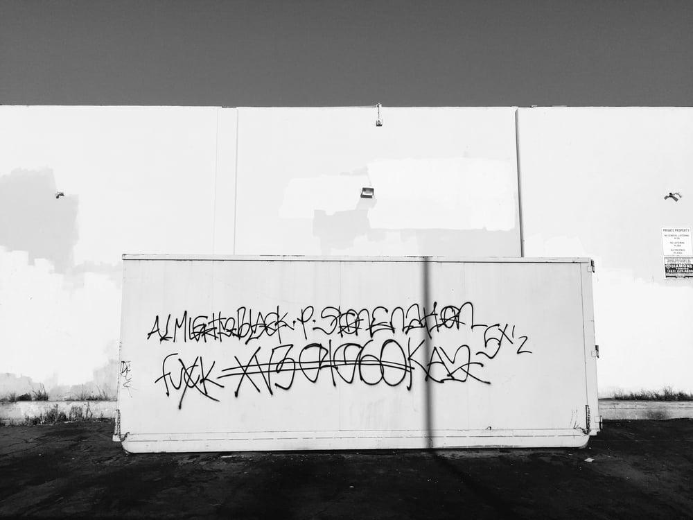 BPS dissing 18 Street  Crenshaw District LA, CA