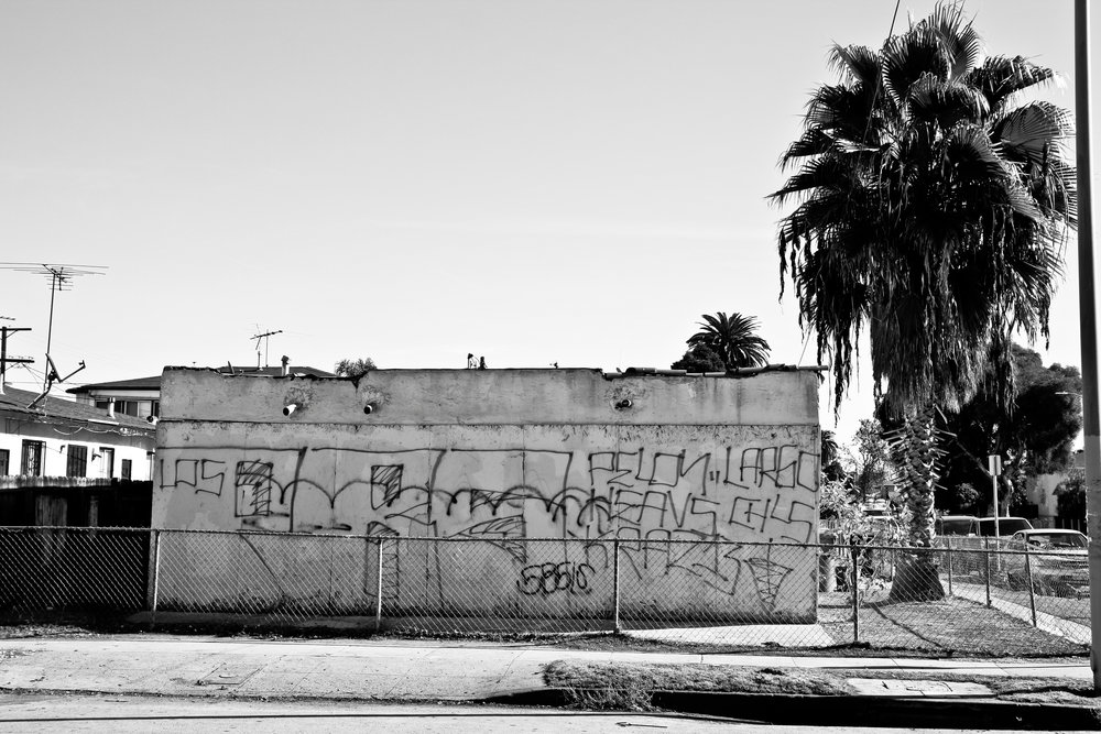 "One Of The Fotos Selected For "" Streets Of Los Angeles""."