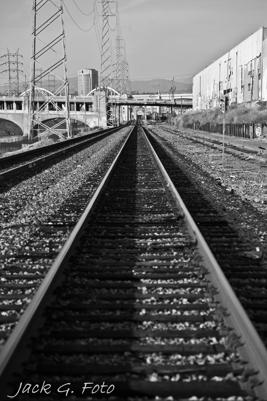 """""""Concrete,Railroads,Graffiti and Mountains.."""""""