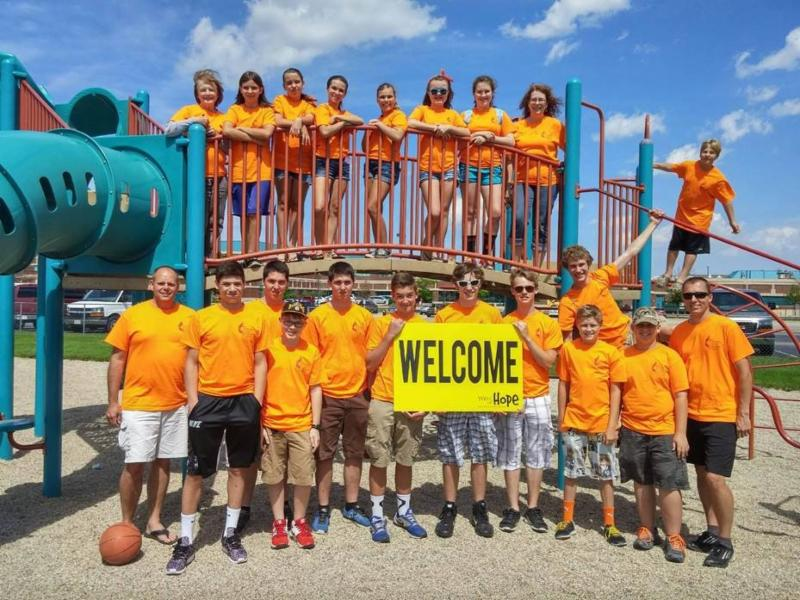 2015 Youth Mission Trip