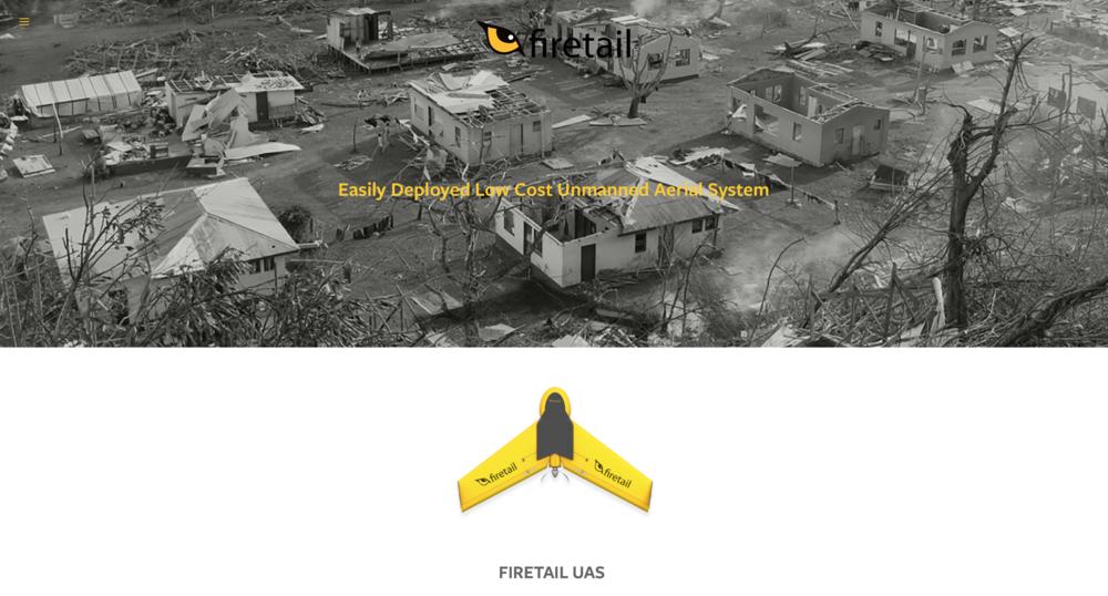 Web development for firetail