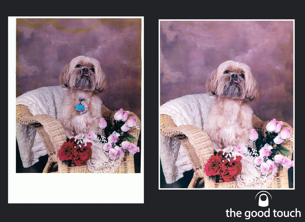 restoration, photo manipulation, retouching