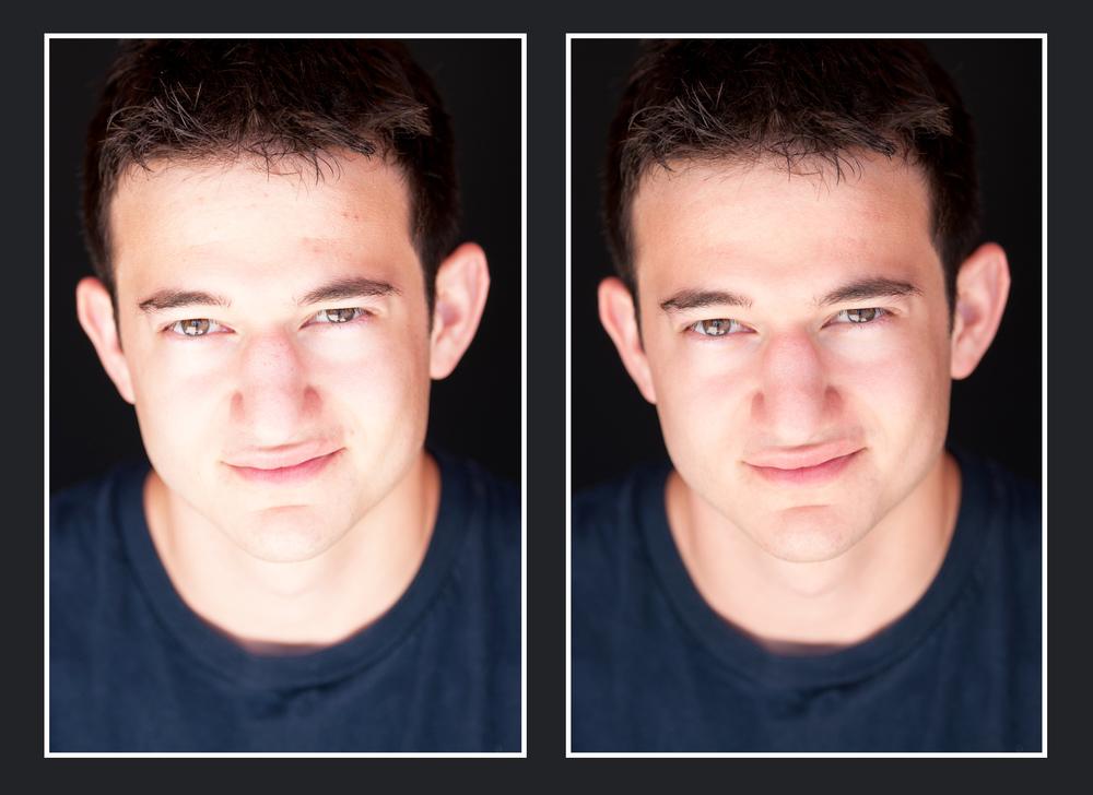 retouching, photo manipulation, headshots