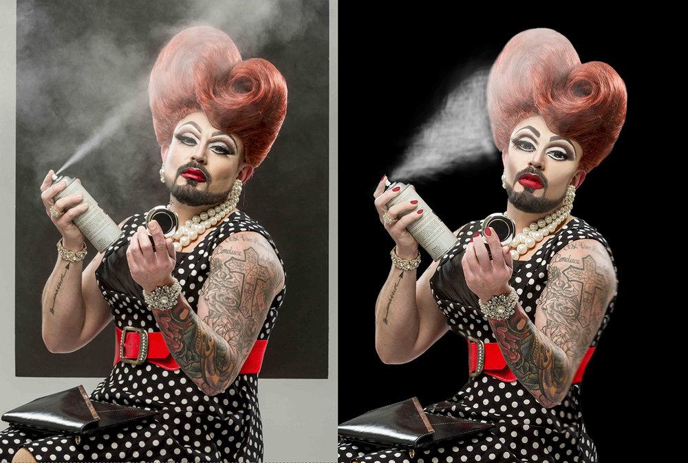 photo manipulation, retouching, editorial, headshots