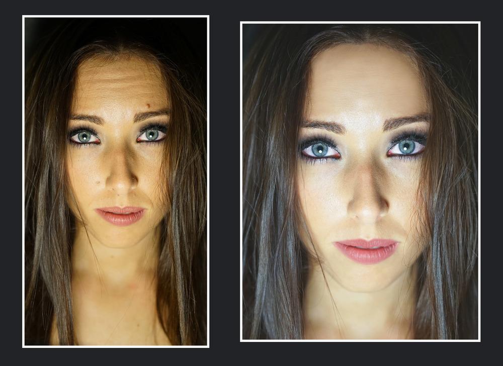 photo manipulation, retouching