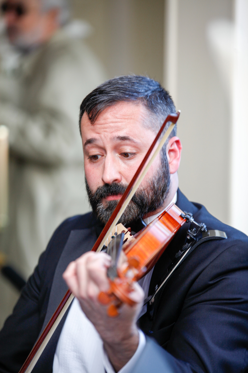 Christopher Souza, Violin