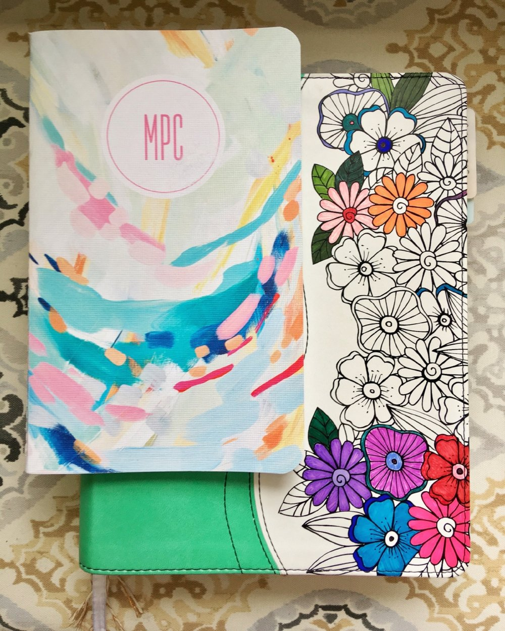 I used this gratitude journal and my bible a lot during the second month of the challenge. Choosing to spend time reading a bible verse and recording my thoughts in this journal as a part of my daily routine has had a large impact on my life, even though it was a relatively small change!