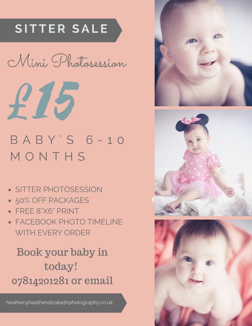Baby Photographer Runcorn
