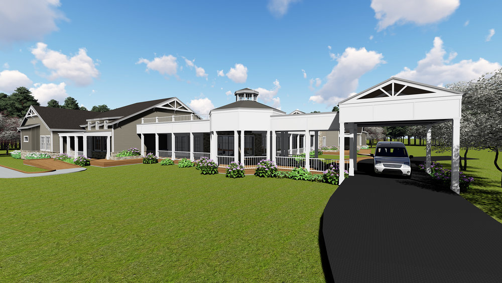 Champions Place Rendering