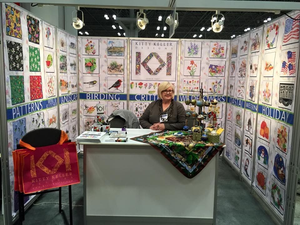 Kitty Keller Booth Banners